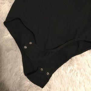 a'gaci Tops - High neck bodysuit FINAL PRICE